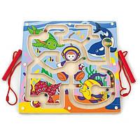 """Лабіринт Viga Toys """"Подводний світ"""" (50123), фото 1"""