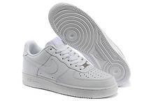 Кроссовки Nike Air Force 1 low (Белые ). кроссовки найк, кроссовки, кроссовки женские
