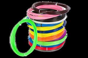Набор PLA пластика для 3D ручек Kronos 6683 20 шт (gr_010061)