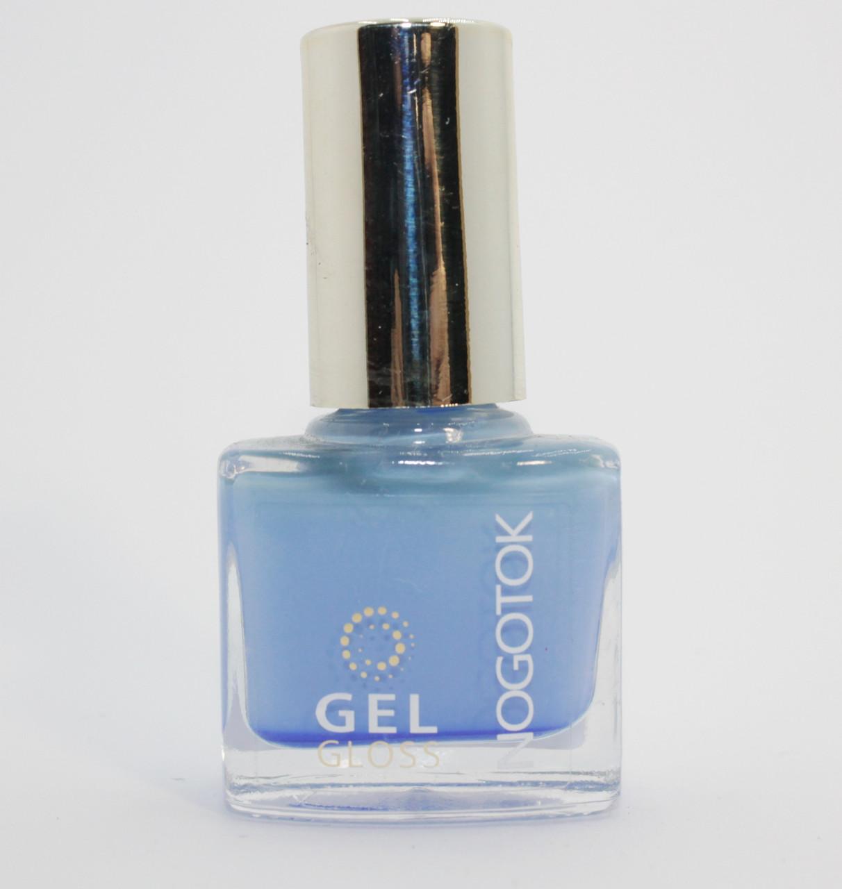 Лак для нігтів Gel Professional Gloss 6ml №23