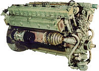 Двигатель Д12-525А