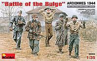 "Операция ""Battle of the Bulge"" Арденны 1944 1/35"