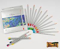 """Цветные карандаши Raffine 48 цветов """"MARCO"""" в металлизированной упаковки (уп3\60) №7100-48CB"""