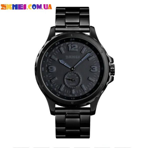 Класичний годинник Skmei 1513 (Black)