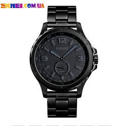 Классические часы Skmei 1513 (Black)