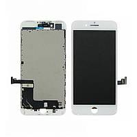 Дисплей iPhone 7 Plus белый | LCD экран, тачскрин, стекло | Модуль в сборе