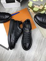 Кроссовки Alexander McQueen | Ботинки Alexander McQueen | Мужская обувь Александр Маккуин | Зимня обувь