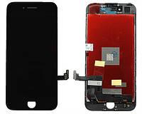 Дисплей iPhone 7 чёрный | LCD экран, тачскрин, стекло | Модуль в сборе