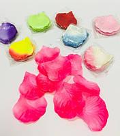 Искусственные Лепестки Роз Цвета в Ассортименте