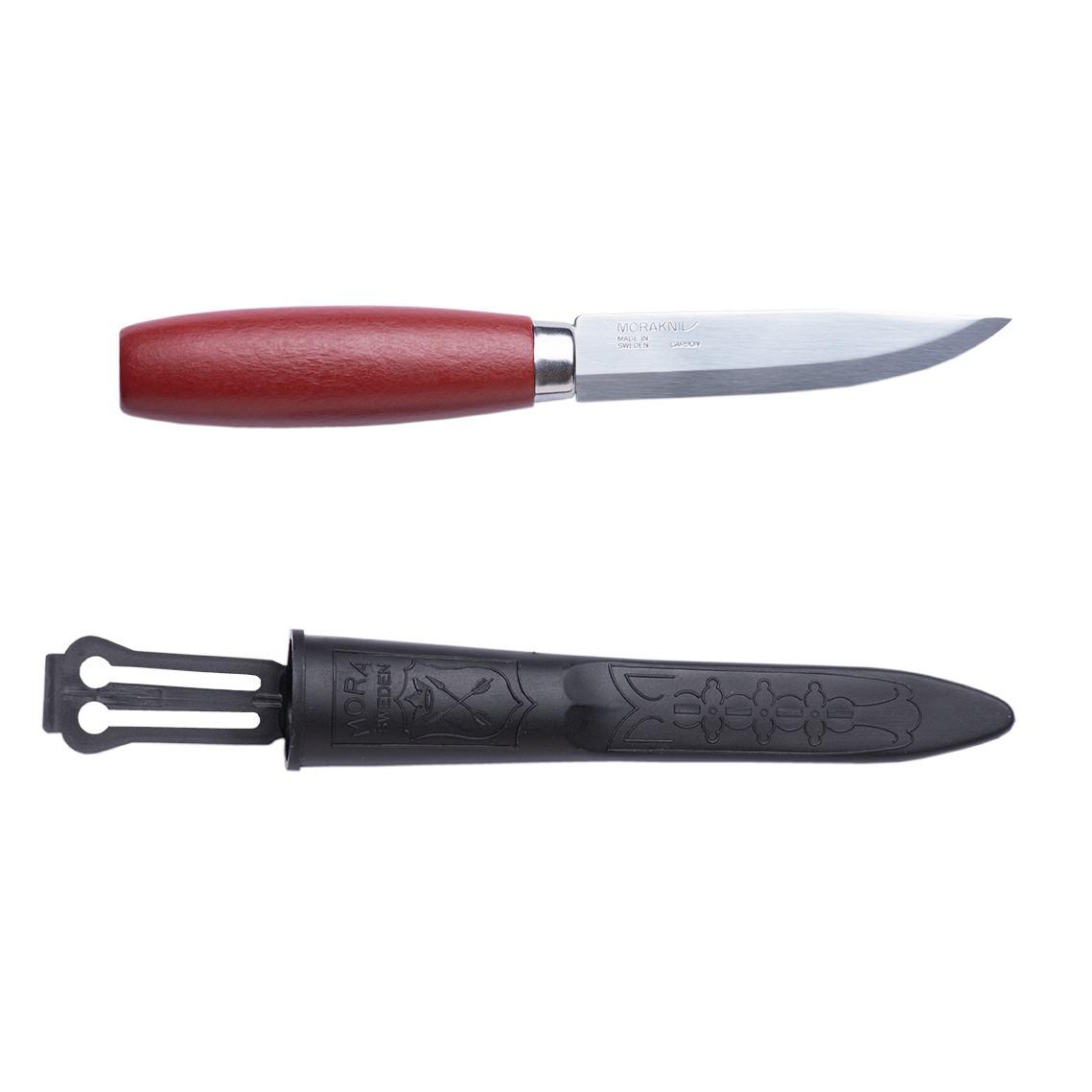 Нож Morakniv Classic No2 углеродистая сталь