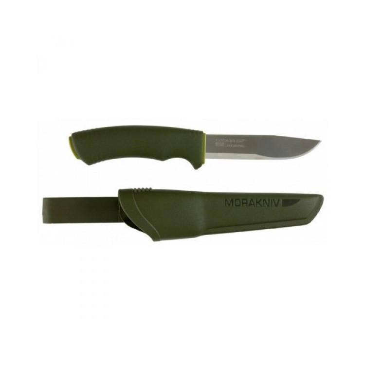 Нож Morakniv Bushcraft Forest нержавеющая сталь