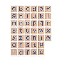 Набір Viga Toys Магнітні букви Малі 40 шт. (50590)