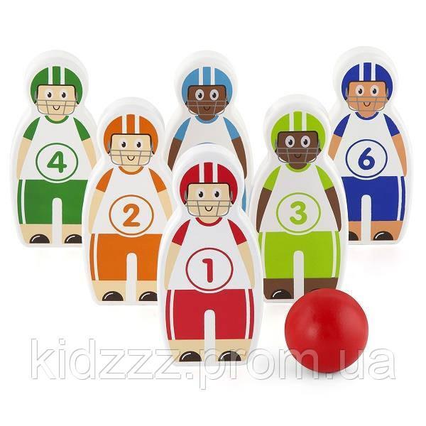 Гра Viga Toys Боулінг (50666)