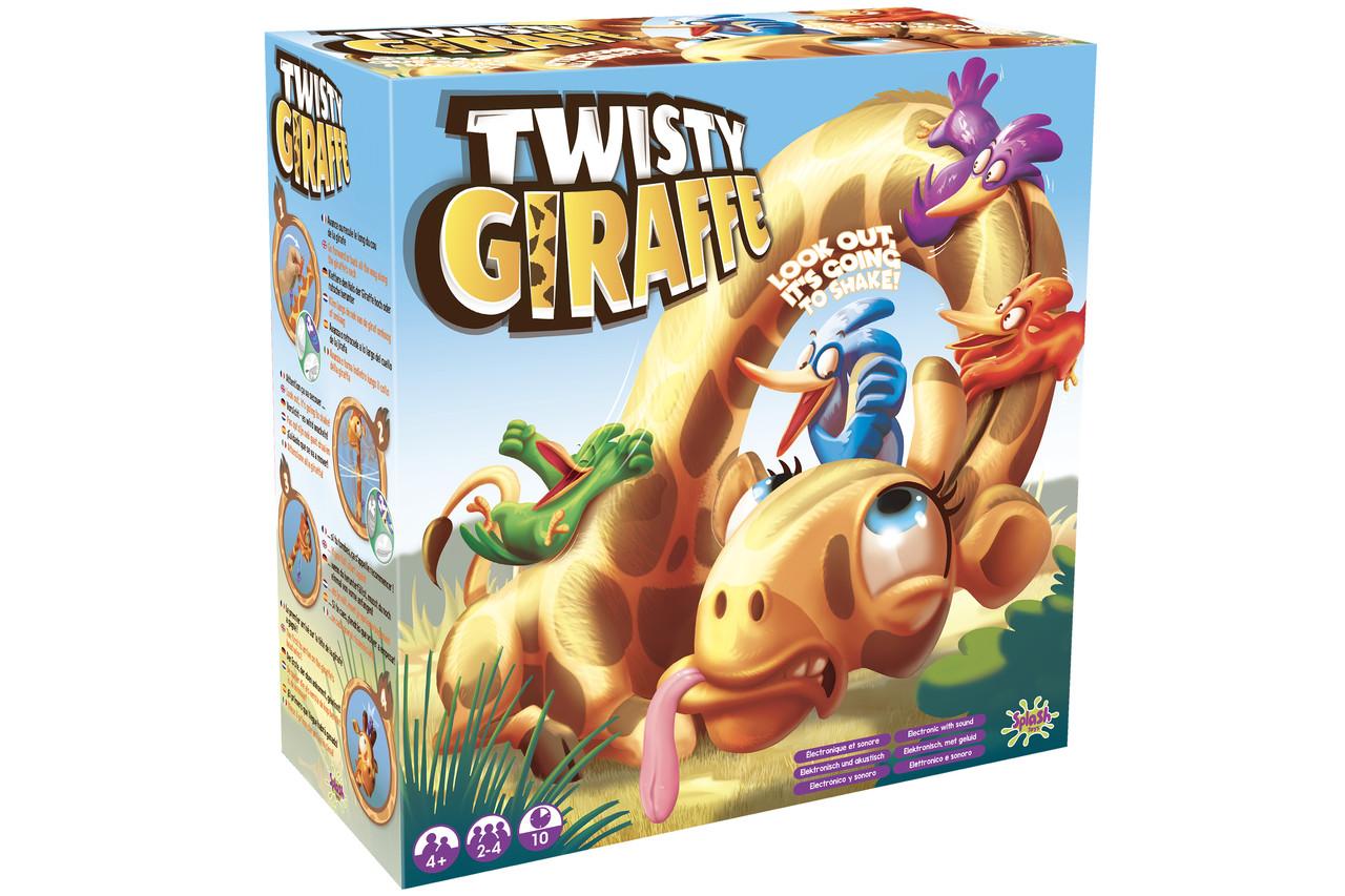 Электронная игра Splash Toys Жираф ST30125