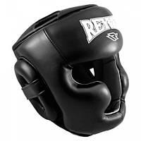 Шлем боксерский REYVEL тренировочный (винил)