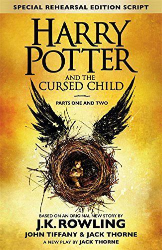 English*Ролинг (англ.,мяг) т.8 Гарри Поттер и проклятое дит Harry Potter and the Cursed Child. Parts One and Two