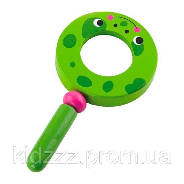 """Іграшка Viga Toy """"Збільшувальне скло"""" (53912-3)"""