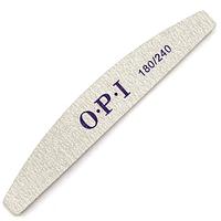 Пилочка для ногтей OPI 180/240 лодочка