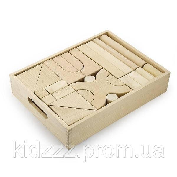 Набір будівельних блоків Viga Toys 48 шт. (59166)