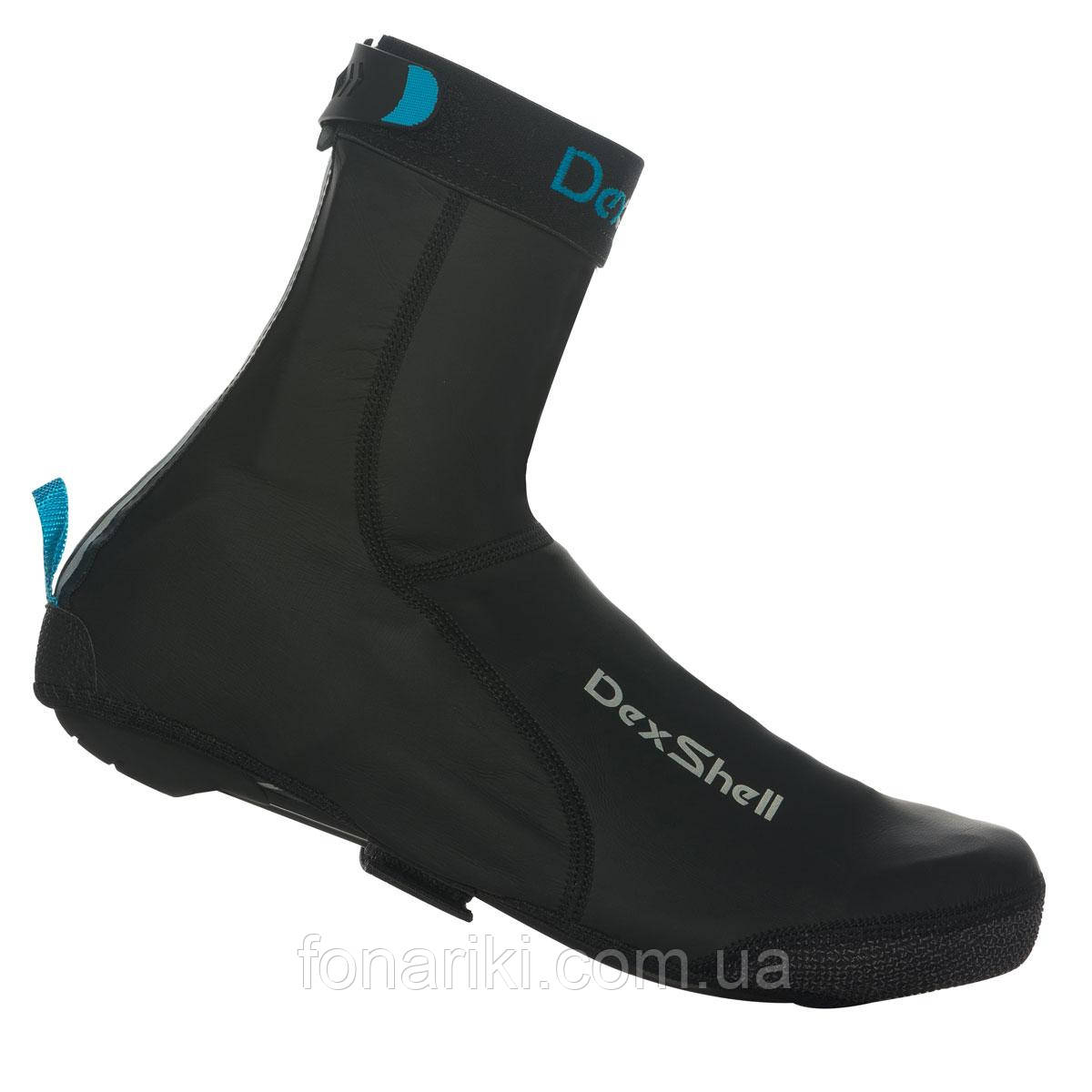 Dexshell Light weight Overshoes S 36-38 Велосипедные бахилы водонепроницаемые