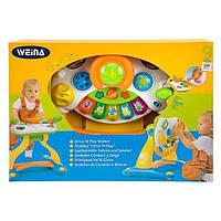 Ігровий центр ходунки-каталка Weina (2084)