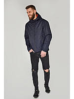Мужская куртка ветровка Riccardo Z1в Синій