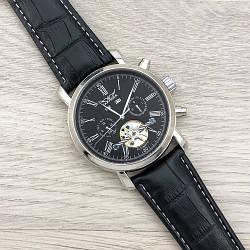 Jaragar 540 Black-Silver-Black