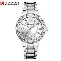 Curren 9004 Silver