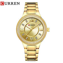 Curren 9004 Gold