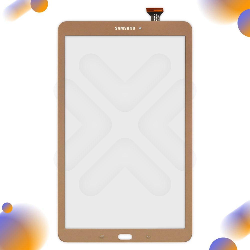 Тачскрин Samsung Galaxy Tab E 9.6 T560, T561, цвет коричневый, уценка
