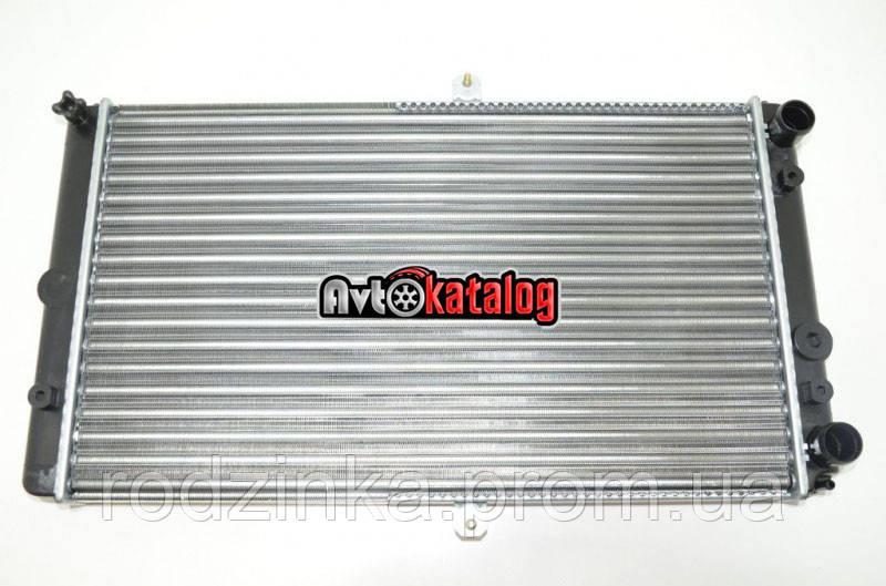 Радиатор охлаждения 2110 алюм карб ДК