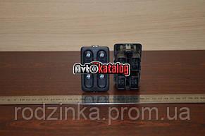 Блок склопідйомників 2110 4 кнопки Авар