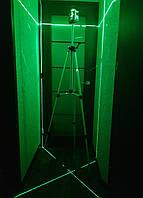 """САМЫЙ ВЫСОКИЙ ШТАТИВ для лазерного уровня , 5/8"""", 1.8 метров!"""