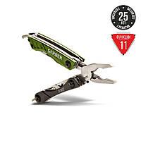 Мультитул Gerber Dime Micro Tool зеленый блистер