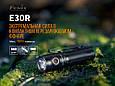 Фонарь ручной Fenix E30R Cree XP-L HI LED, фото 5