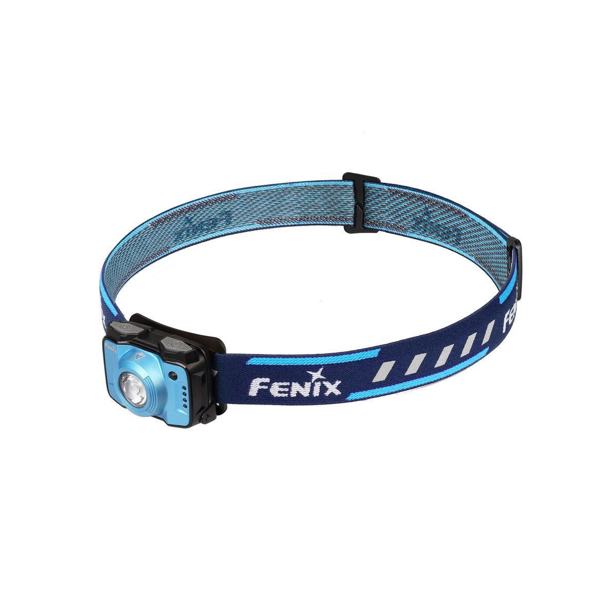 Фонарь налобный Fenix HL12R голубой