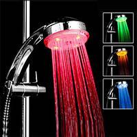 РАСПРОДАЖА!!! Насадка для душа с LED подсветкой UFT Led Shower