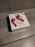 Беспроводные  наушники i18 TWS сенсорные Bluetooth V.5.0, фото 1