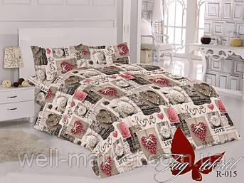 ТМ TAG Комплект постельного белья R015