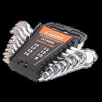 Набор ключей 8 ед. 8-19 мм LA 512908