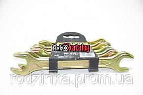 Набір ключів ріжкових 8 шт 8-22 мм Sigma