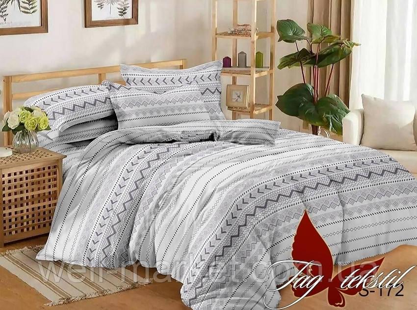 ТМ TAG Комплект постельного белья с компаньоном S172