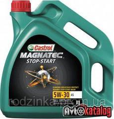 Олива Castrol моп. 5w30 A5 Magnatec Stop-Start 4л