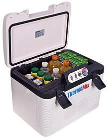 Автохолодильник термоэлектрический 19 л. DC/AC 12/24/220V 60W ThermoMIX BL-219-19L VITOL