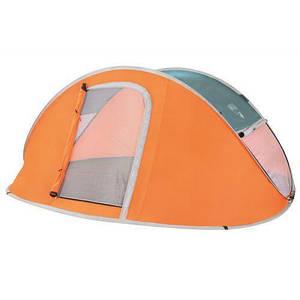 Палатка 68006 (240*210*100 см), 4-местная, антимоскитная сетка, сумка