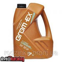 GROM-EX олива Turbo Diesel 15w40 7л
