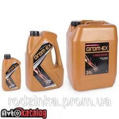 GROM-EX олива Turbo Diesel 15w40 20л.