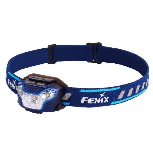 Фонарь налобный Fenix HL26R голубой