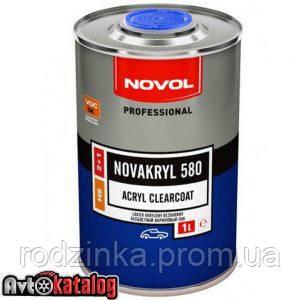 Акриловий лак NOVAKRYL 580 2+1 1л. + Затверджувач H5120 0,5 л.