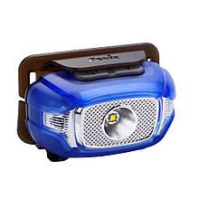 Фонарь налобный Fenix HL15 синий